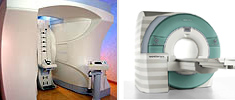 Upright MRI and High-Field MRI Scanners